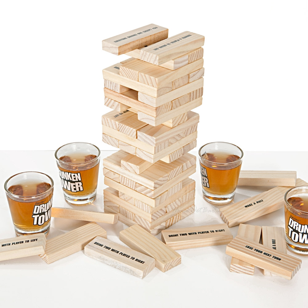4 משחקי שתיה – ל-4 כוסות: בילויים מהנים ומשעשעים לשולחן ...