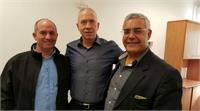 תמונה-ג'קי לוי, השר גלנט וראש המועצה יורם קרין